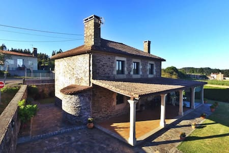 Luxury villa in countryside - Sigüeiro