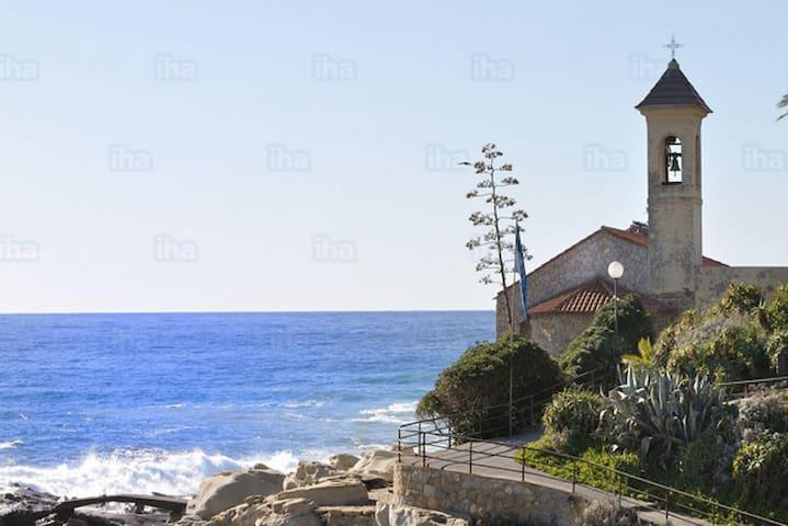 Un paradis dans la nature, les étoiles proche mer - Vallebona - House