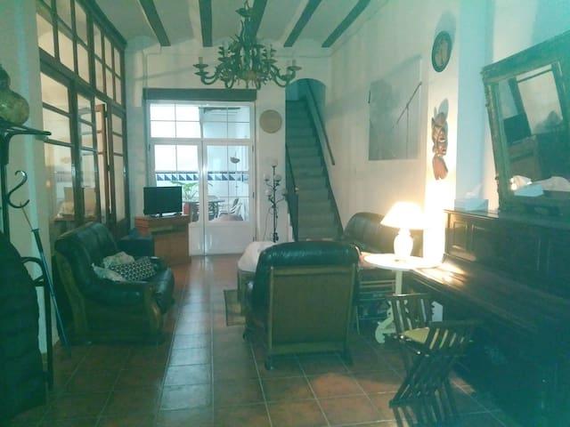 Casa rural en el Pueblo