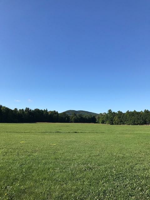 Adirondack Camper with Mountain Views