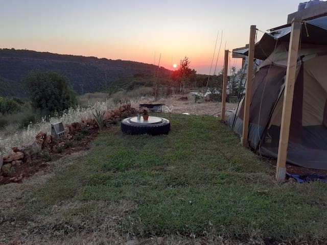 Sun spirit tents