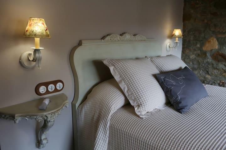 El Capricho de Nieves, habitación Peña Montañesa