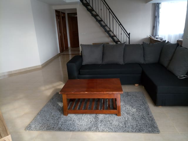 Annerte furnished penthouse - Nairobi - Daire