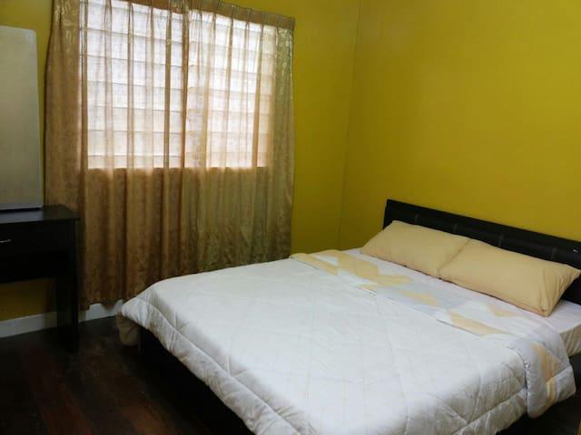 BUDGET HOUSE ON MT KINABALU - Kundasang - Casa