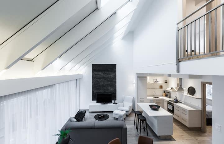 Luxury suite apartment in downtown Reykjavik
