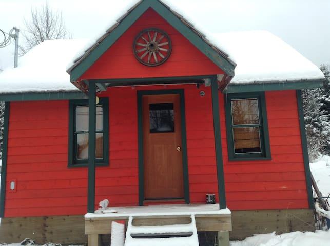 The Tomato House
