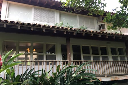 Casa cond Santiago Bay -frente p praia de Santiago