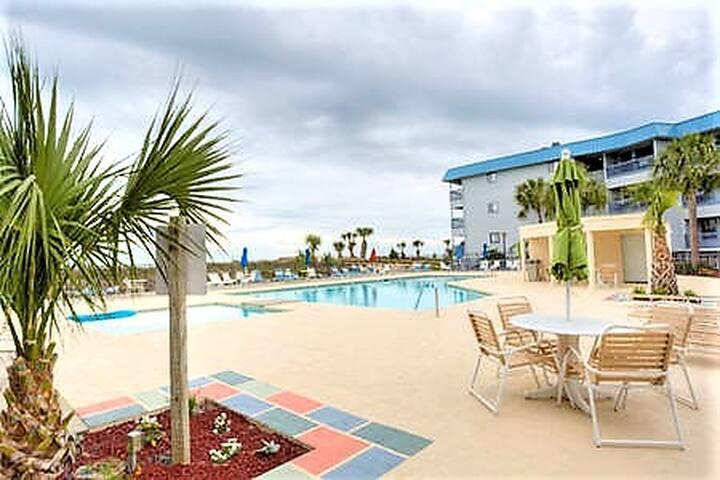 Breezy Palm, North Beach, Tybee Island, Ga.