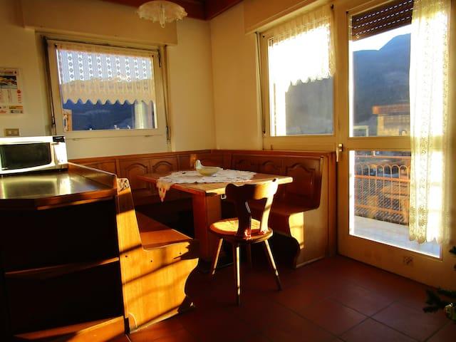 Quartier la Fora ... luce, spazio, tranquillità
