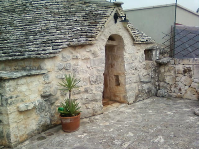 Tullo Antico - Alberobello - Nature lodge