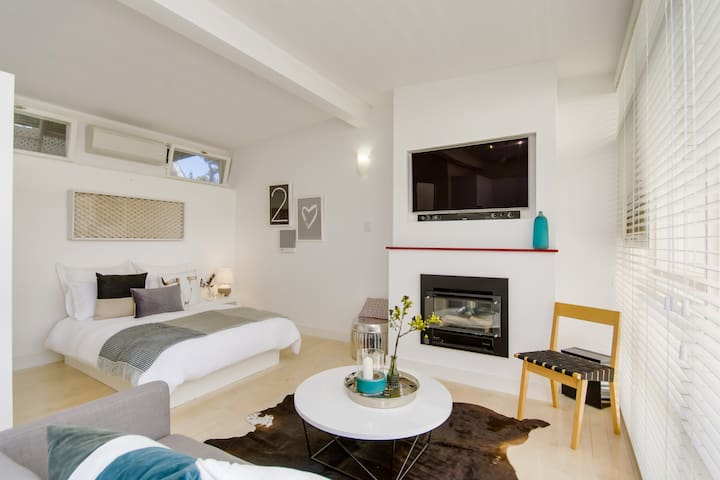 Stylish Studio Apartment in Adelaide - Hazelwood Park - Daire