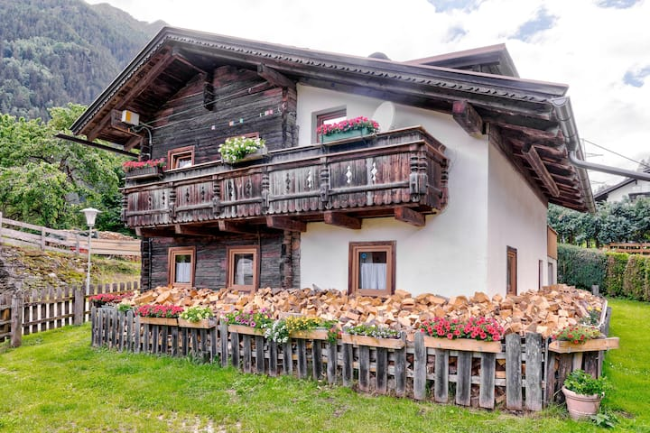 Welcoming Holiday Home with Garden in Tyrol