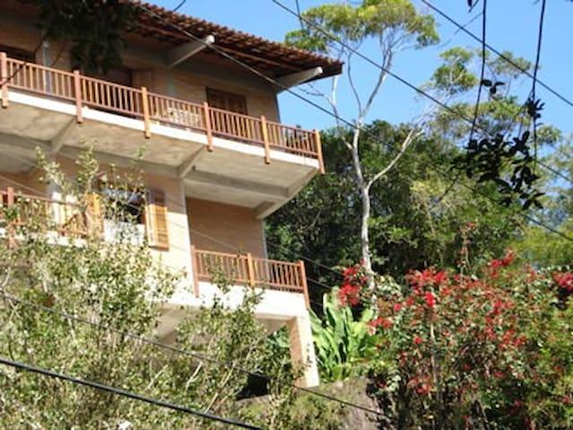 Casa ampla com vista - Praia Vermelha do Sul - Praia Dura - Dům