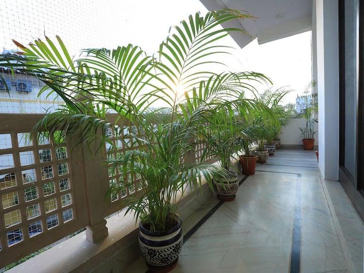 Deluxe Room with Garden Area