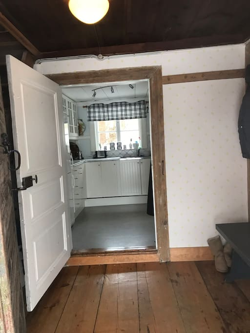 Förstuga / Entry