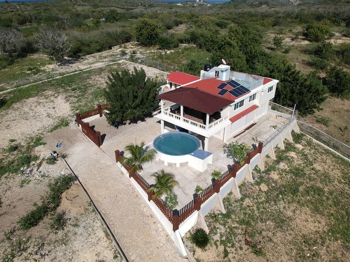 Entire Villa - Punta Rucia - Villa Peniel