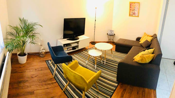 Appartement moderne en duplex à Reims