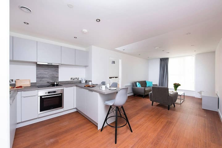 Lovely 2 Bed City Centre Apartment