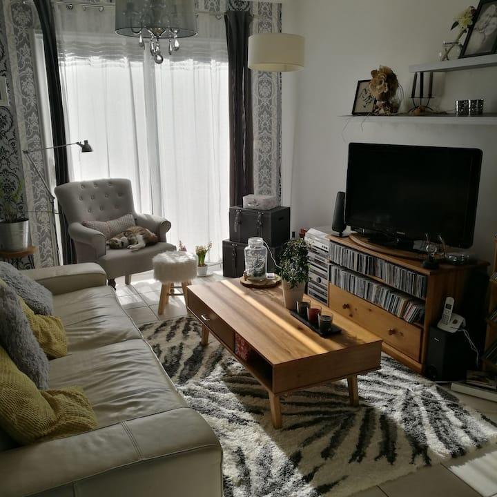 Belle chambre au calme - Ouest de Rennes