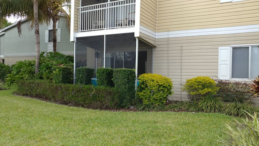 Apartment near the beach in Sunny Florida - Bradenton - Apartamento