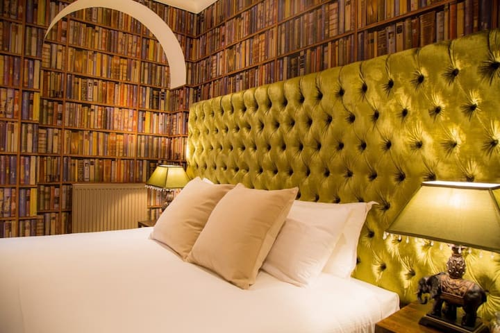 Winckley Square Hotel - The Library