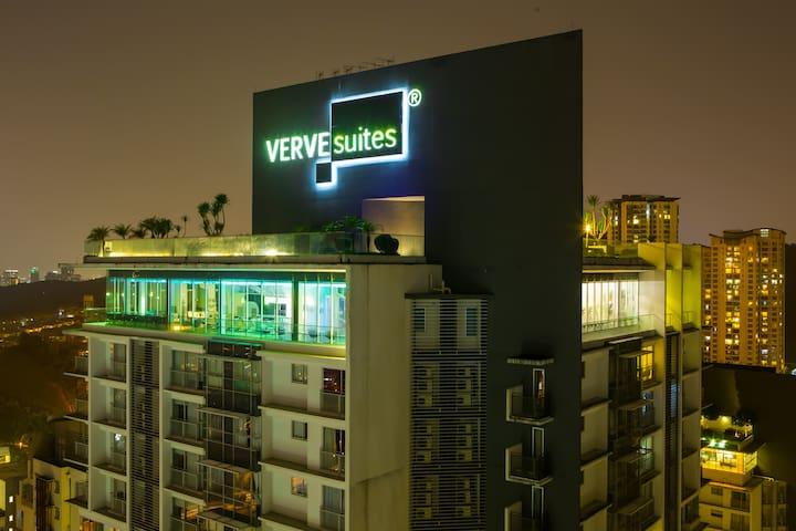 VERVE Suites - Deluxe Suite #6 - Kuala Lumpur - Lejlighedskompleks