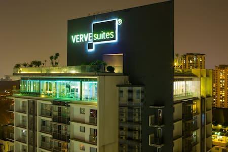 VERVE Suites - Deluxe Suite #6 - Kuala Lumpur - Kondominium