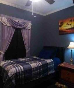 A reasonably priced room