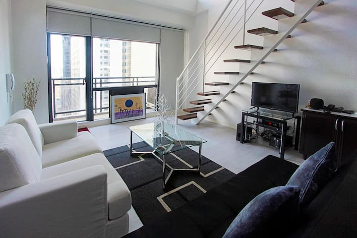 New Adorable 1 BR Loft at Gramercy Upper Zone Area