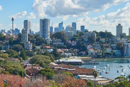 Grand lux apartment harbour views