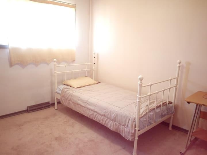 Bright main Floor single room easy access to all