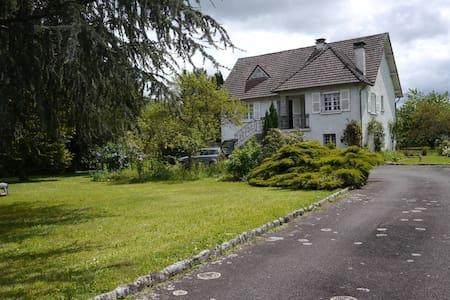 Charmante maison dans parc arboré de 2500m2 - Argentat - Talo