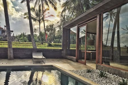 ▶ Amazing Private villa with own pool and TV ◀ - Ubud