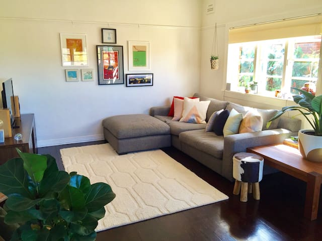 Light and spacious 3 bed duplex - Balgowlah Heights - Wohnung