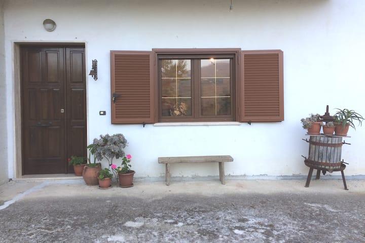Villa Verdiana - Parco nazionale del Cilento
