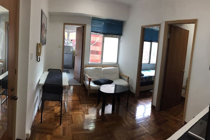 Private Room in Convenient Apartment in CityCenter