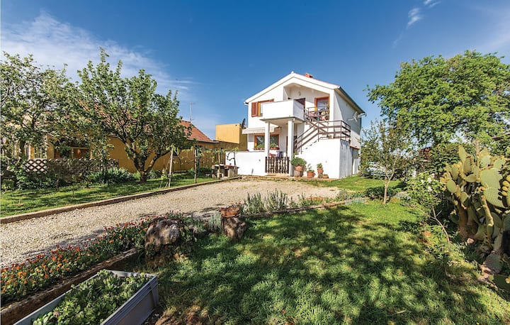 Amazing home in Radeki Polje with WiFi and 1 Bedrooms