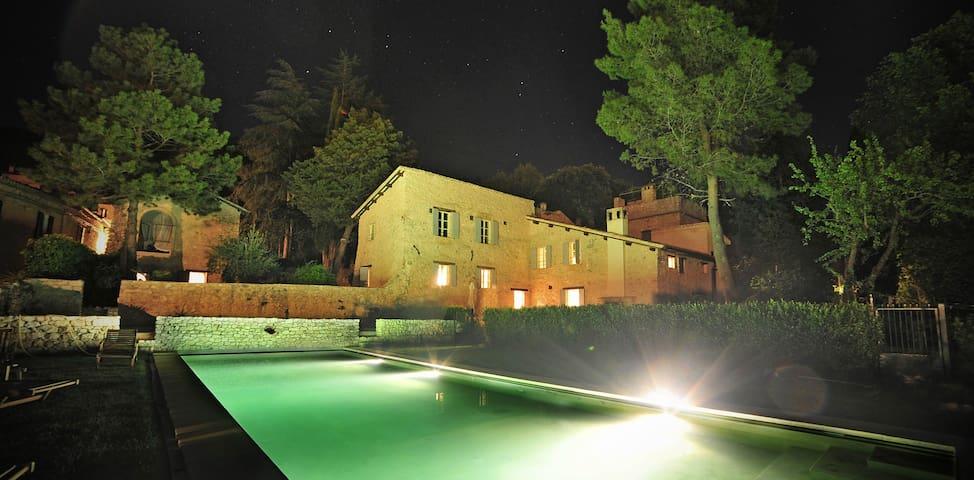Villa Campo Verde, Eggi, near Spoleto - Eggi - Villa