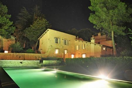 Villa Campo Verde, Eggi, near Spoleto - Eggi