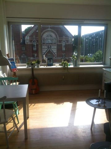 Small apartment with good location - Copenhaguen