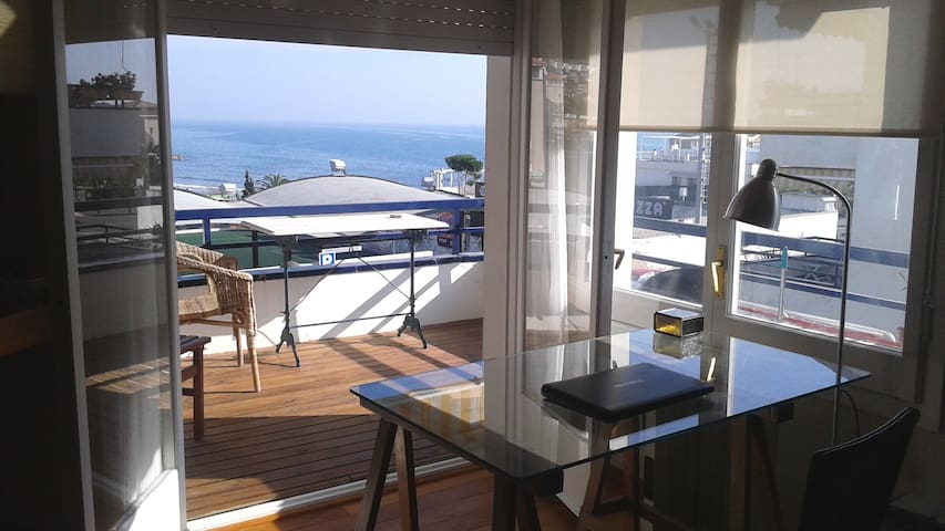 Frente al mar con wifi