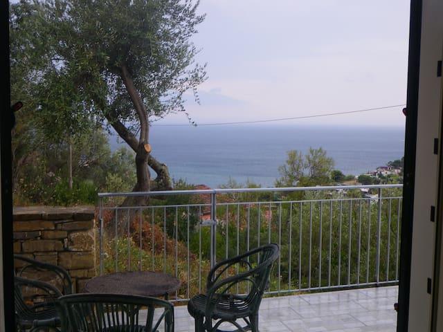 Appartamento Miramare in Villa D'Elite - Montecorice--San Nicola A Mare - Appartement