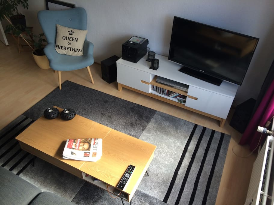 Tv & DVD Player