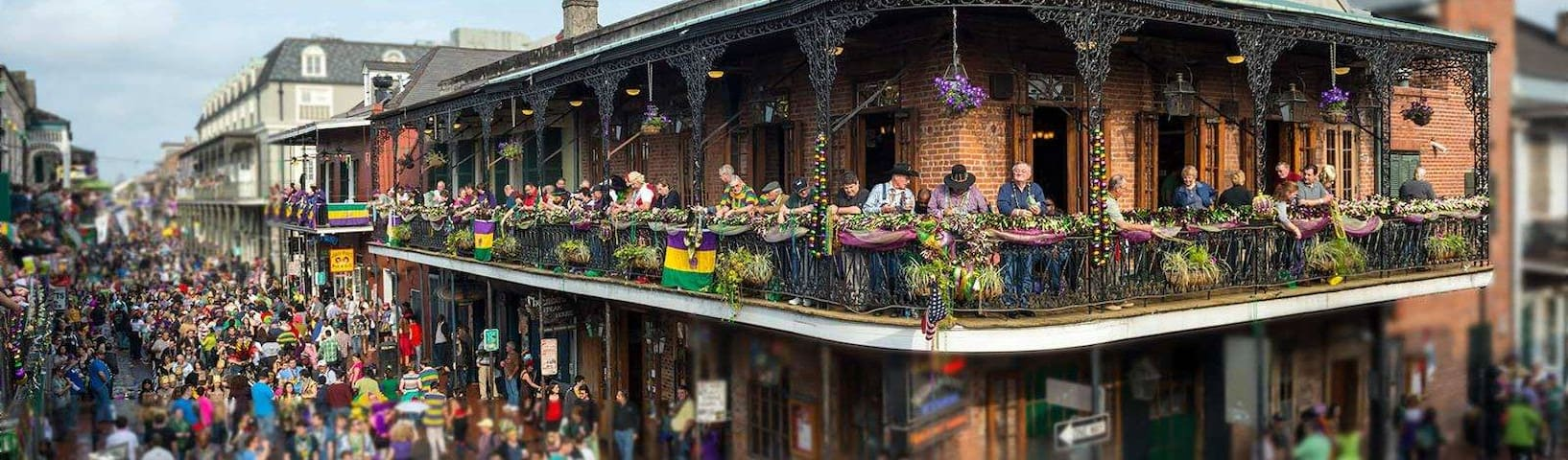 WHAT TO DO IN NOLA...