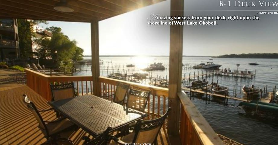 1 Bedroom, West Oaks Resort, West Lake Okoboji