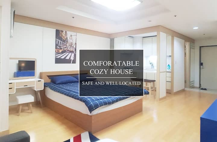Spacious and Comfortable cozy house #4