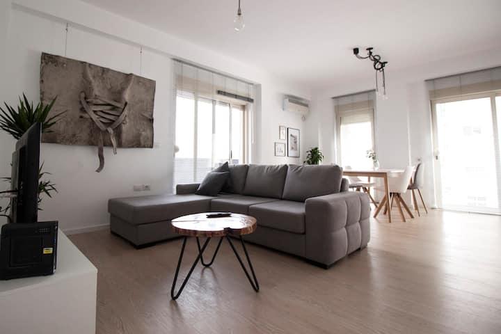 New 2BD Apartment in Tirana Center
