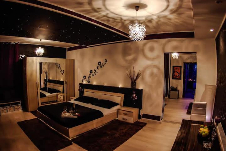 Glamour wellness apartman Premium