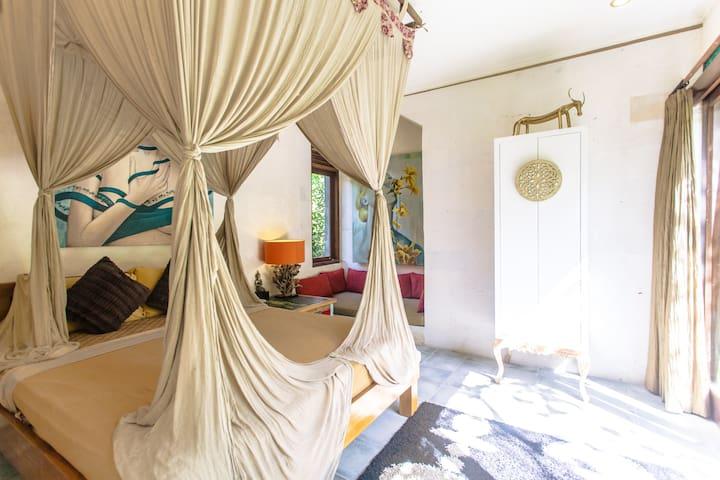 -40% last minute Fabulous Suite in a Great Villa