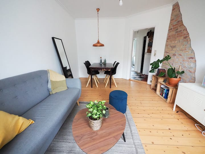 Cosy apartment in Copenhagen